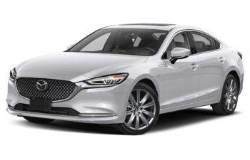 2021 Mazda 6 - Snowflake White Pearl
