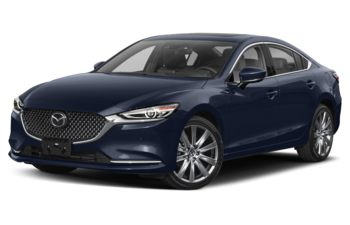 2021 Mazda 6 - Deep Crystal Blue Mica