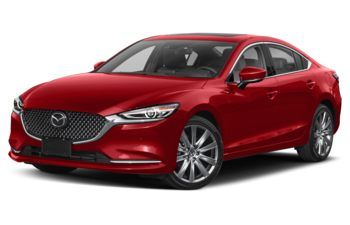 2021 Mazda 6 - Soul Red Crystal Metallic