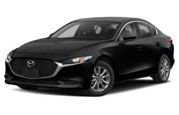 2021 Mazda 3 - Jet Black Mica