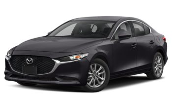 2021 Mazda 3 - Machine Grey Metallic