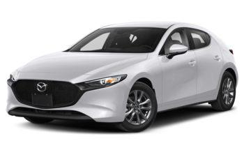 2021 Mazda 3 Sport - Snowflake White Pearl