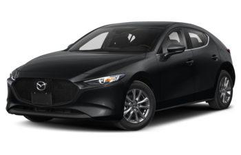 2021 Mazda 3 Sport - Jet Black Mica
