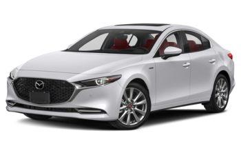 2021 Mazda 3 - Snowflake White Pearl