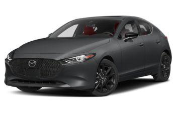 2021 Mazda 3 Sport - Polymetal Grey Metallic
