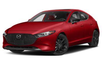 2021 Mazda 3 Sport - Soul Red Crystal Metallic