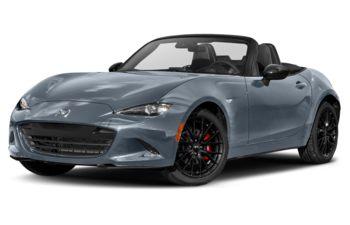 2021 Mazda MX-5 - Polymetal Grey Metallic