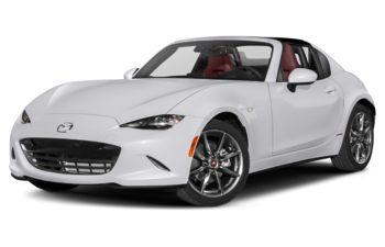 2021 Mazda MX-5 RF - Snowflake White Pearl