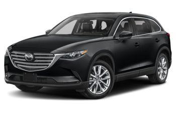 2021 Mazda CX-9 - Jet Black Mica