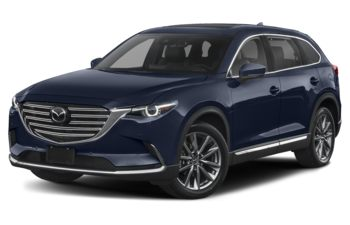 2021 Mazda CX-9 - Deep Crystal Blue Mica