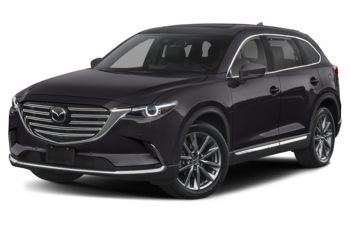 2021 Mazda CX-9 - Machine Grey Metallic