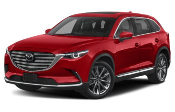 2021 Mazda CX-9 - Soul Red Crystal Metallic