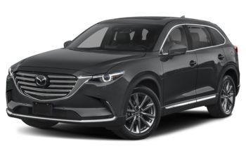 2021 Mazda CX-9 - Polymetal Grey Metallic