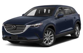 2021 Mazda CX-9 - Deep Crystal Blue Mica