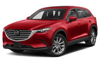 2021 Mazda CX-9 - Soul Red Crystal Metallic