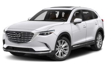 2021 Mazda CX-9 - Snowflake White Pearl
