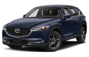 2021 Mazda CX-5 - Deep Crystal Blue Mica