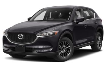 2021 Mazda CX-5 - Machine Grey Metallic