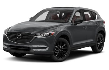 2021 Mazda CX-5 - Polymetal Grey Metallic