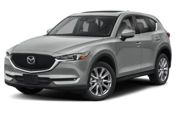 2021 Mazda CX-5 - Sonic Silver Metallic