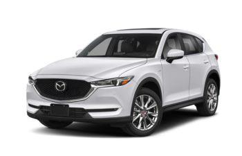 2021 Mazda CX-5 - Snowflake White Pearl