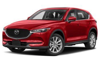 2021 Mazda CX-5 - Soul Red Crystal Metallic