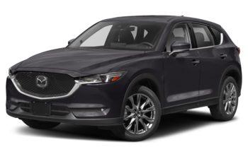2021 Mazda CX-5 - Machine Grey Metallic