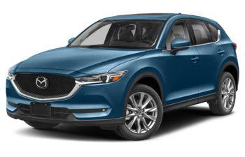 2021 Mazda CX-5 - Eternal Blue Mica