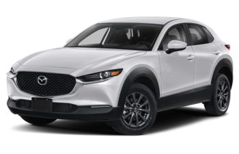 2021 Mazda CX-30 - Snowflake White Pearl