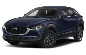 2020 Mazda CX-30 - Deep Crystal Blue Mica