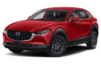 2020 Mazda CX-30 - Soul Red Crystal Metallic