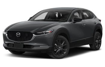 2021 Mazda CX-30 - Polymetal Grey Metallic