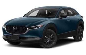 2021 Mazda CX-30 - Deep Crystal Blue Mica