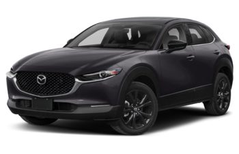 2021 Mazda CX-30 - Machine Grey Metallic