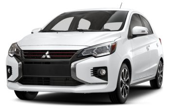 2021 Mitsubishi Mirage - White Diamond