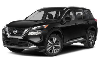 2021 Nissan Rogue - Super Black