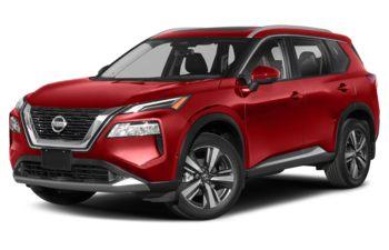 2021 Nissan Rogue - Scarlet Ember Pearl Metallic