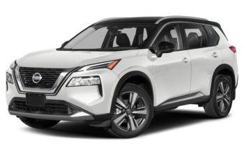 2021 Nissan Rogue - Pearl White 2-Tone Pearl Metallic
