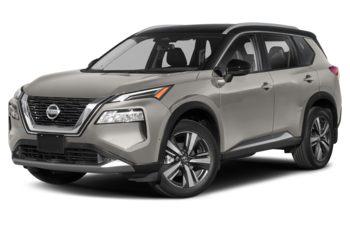 2021 Nissan Rogue - Champagne Silver 2-Tone Metallic