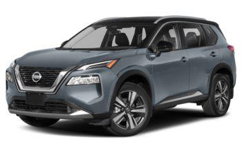 2021 Nissan Rogue - Boulder Grey 2-Tone Pearl Metallic