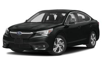 2021 Subaru Legacy - Crystal Black Silica
