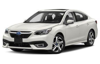 2021 Subaru Legacy - Crystal White Pearl