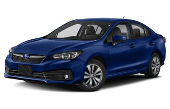 2022 Subaru Impreza - Sapphire Blue Pearl