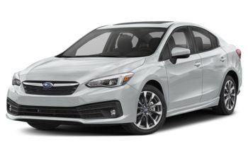 2021 Subaru Impreza - Ice Silver Metallic