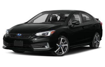 2021 Subaru Impreza - Crystal Black Silica