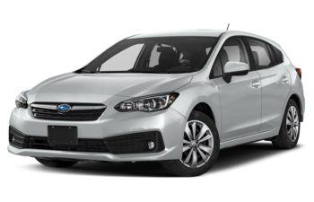2021 Subaru Impreza Hatchback - Ice Silver Metallic