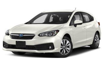 2021 Subaru Impreza Hatchback - Crystal White Pearl
