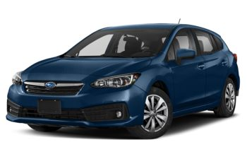 2021 Subaru Impreza Hatchback - Dark Blue Pearl