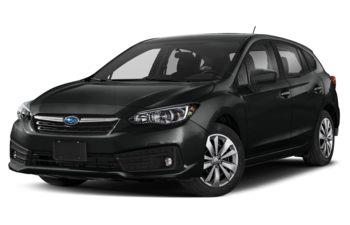 2021 Subaru Impreza Hatchback - Crystal Black Silica