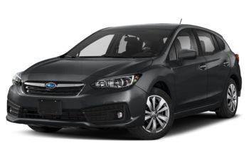 2021 Subaru Impreza Hatchback - Magnetite Grey Metallic